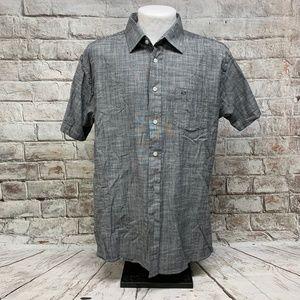 A/X Armani Exchange Men Button Down Shirt Size XXL